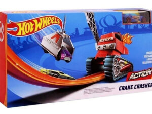 Pista Hot Wheels Action Grúa Explosiva 2