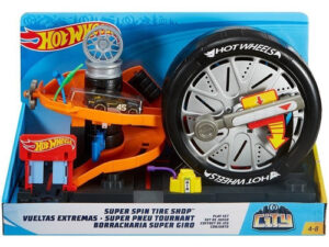 Pista Hot Wheels Vueltas Extremas