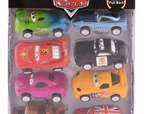 Ditoys Cars Pack x 6 unidades 3